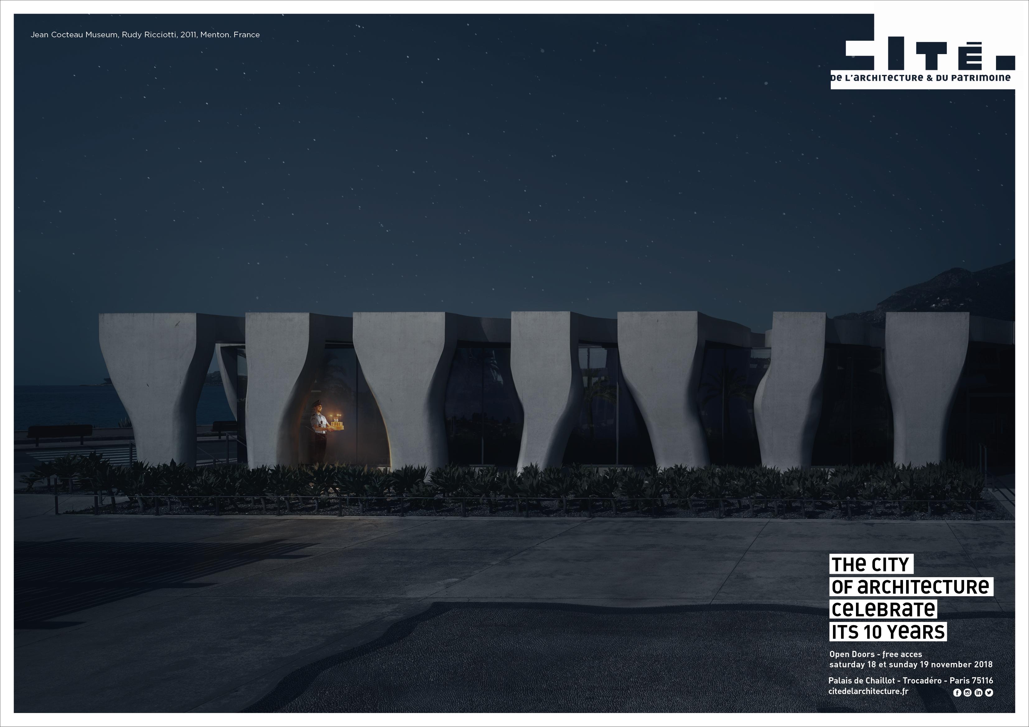 cité de l\u0027architecture et du patrimoine Print Advert By Havas ...