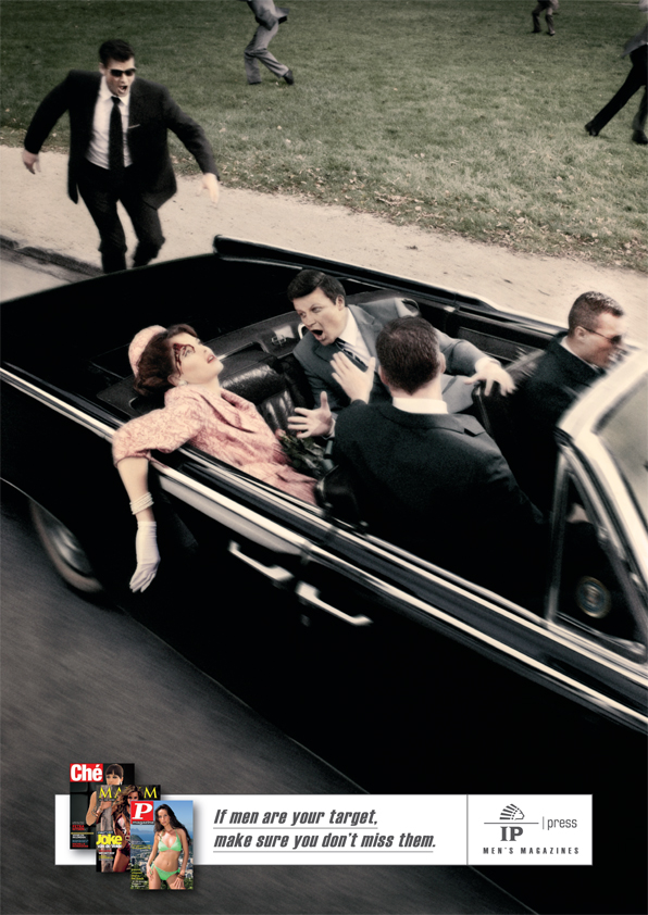 Kennedy Assassination Home Page
