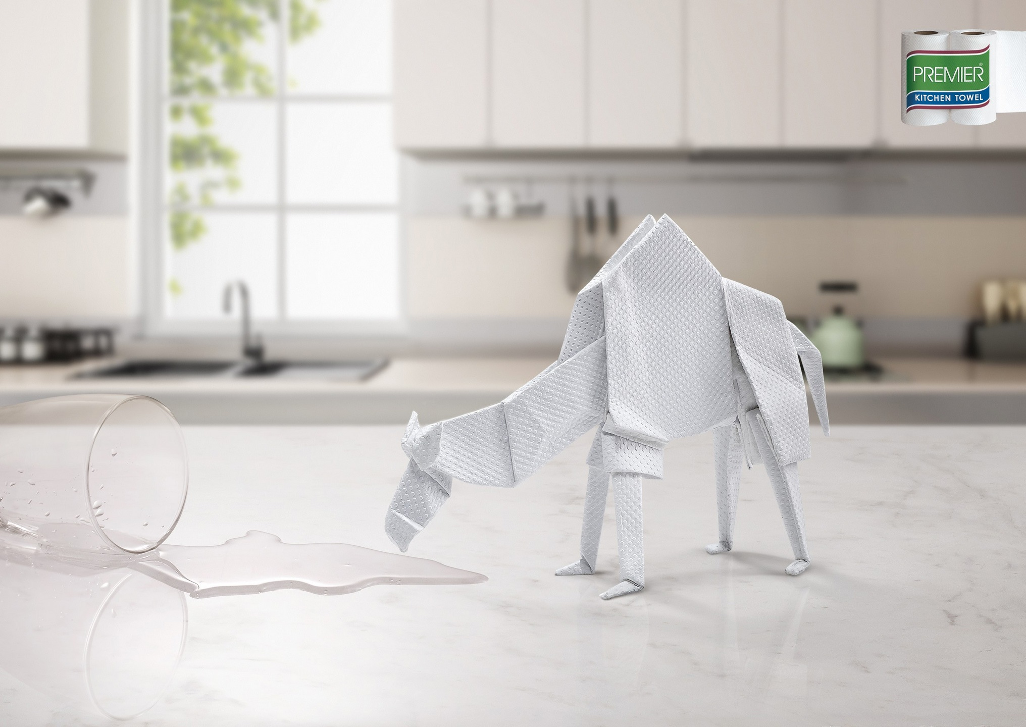Premier Kitchen Towel Outdoor Advert By McCann: Camel | Ads of the ...