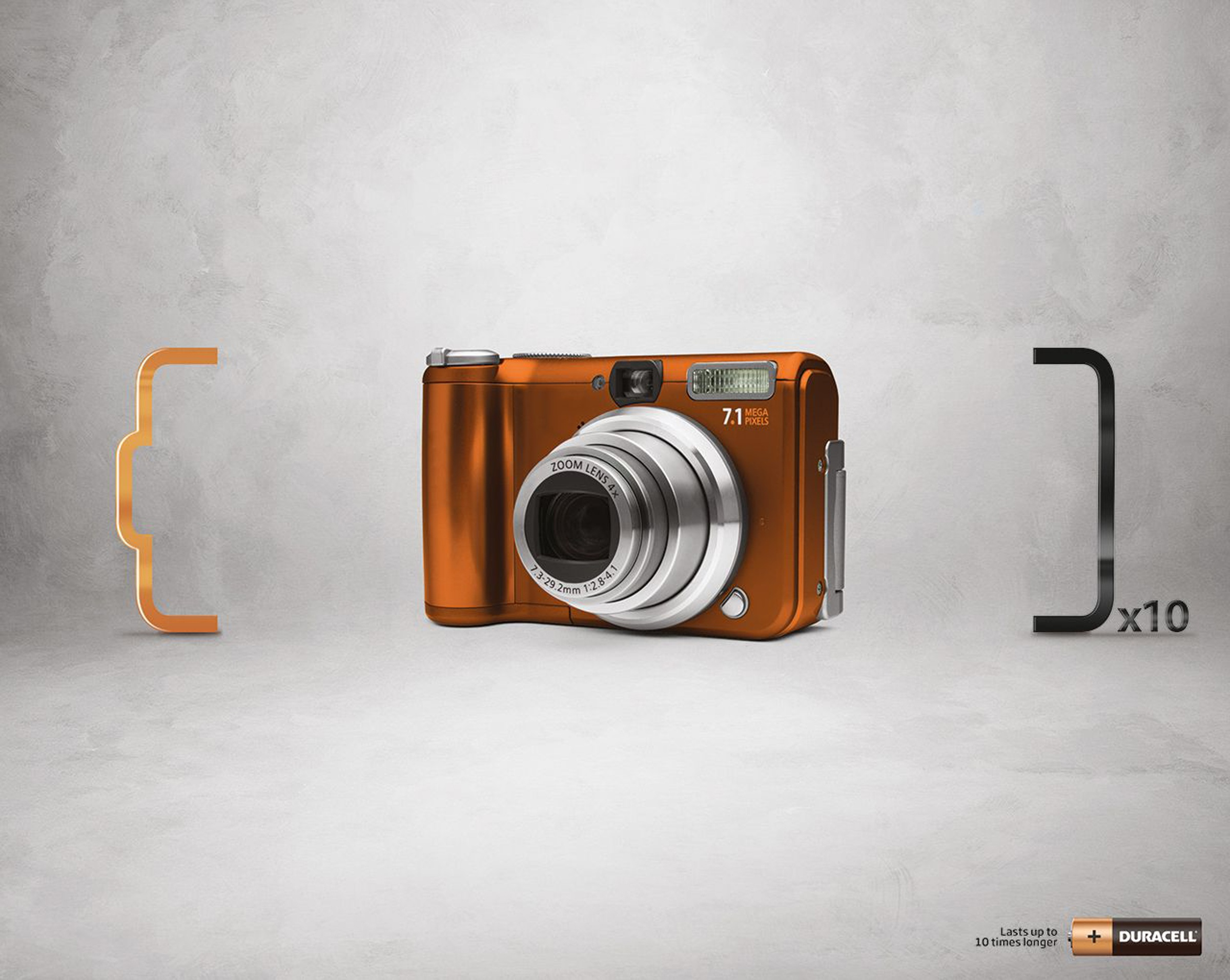Duracell Print Advert By Grey: Camera   Ads of the World™