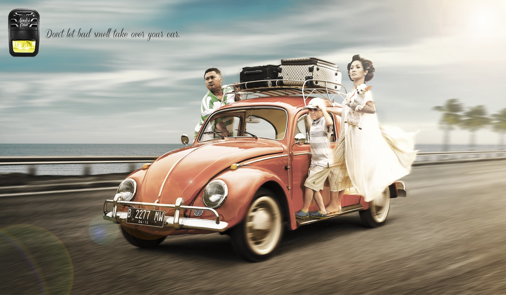 Ambi Pur Print Advert By Grey Family S Picnic Ads Of The World