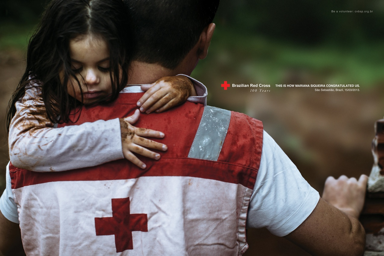 Red cross print advert by ageisobar greetings 1 ads of the world red cross print ad greetings 1 m4hsunfo
