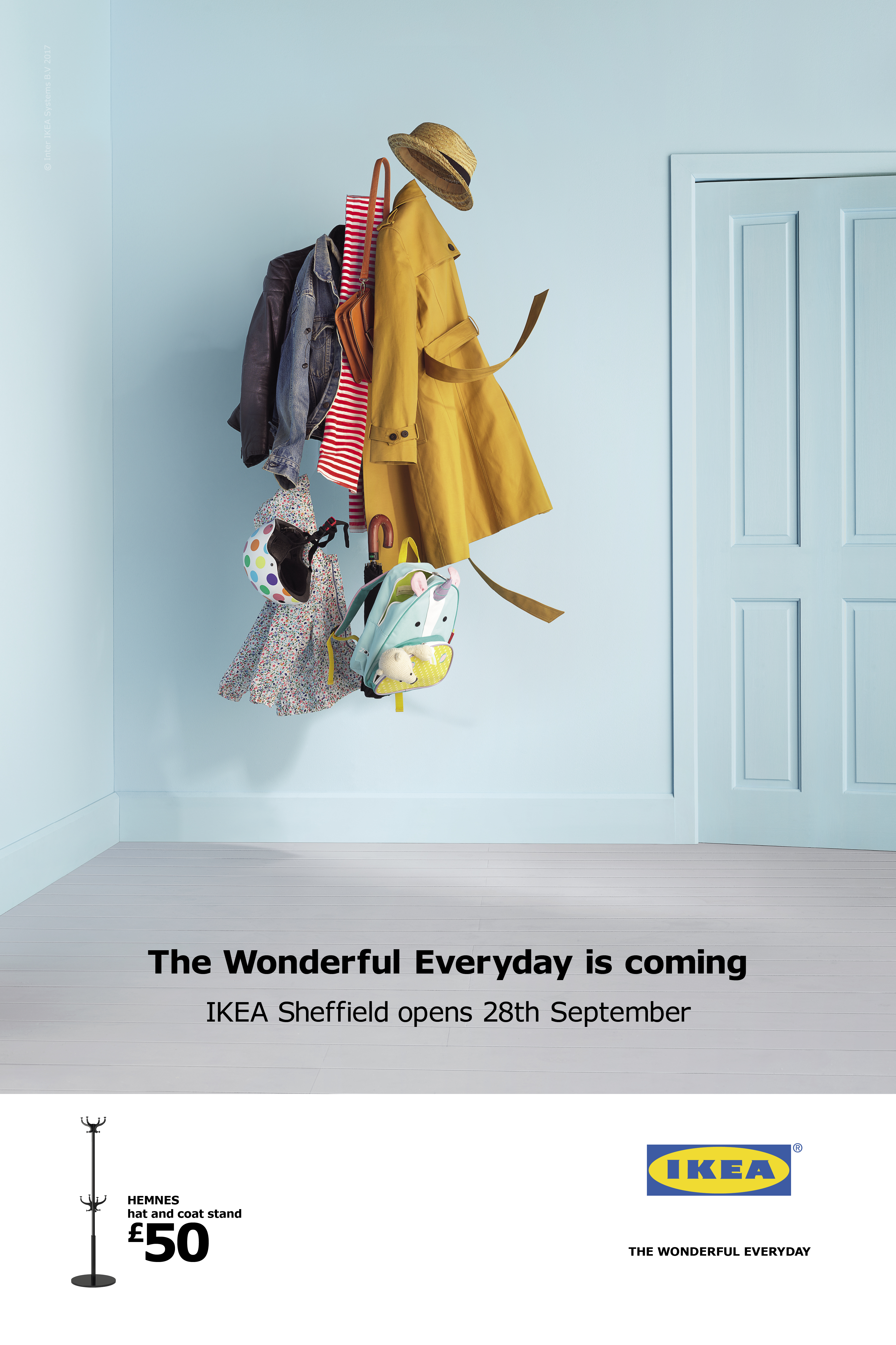 Ikea print advert by mother hemnes ads of the world for Ikea commercial 2017
