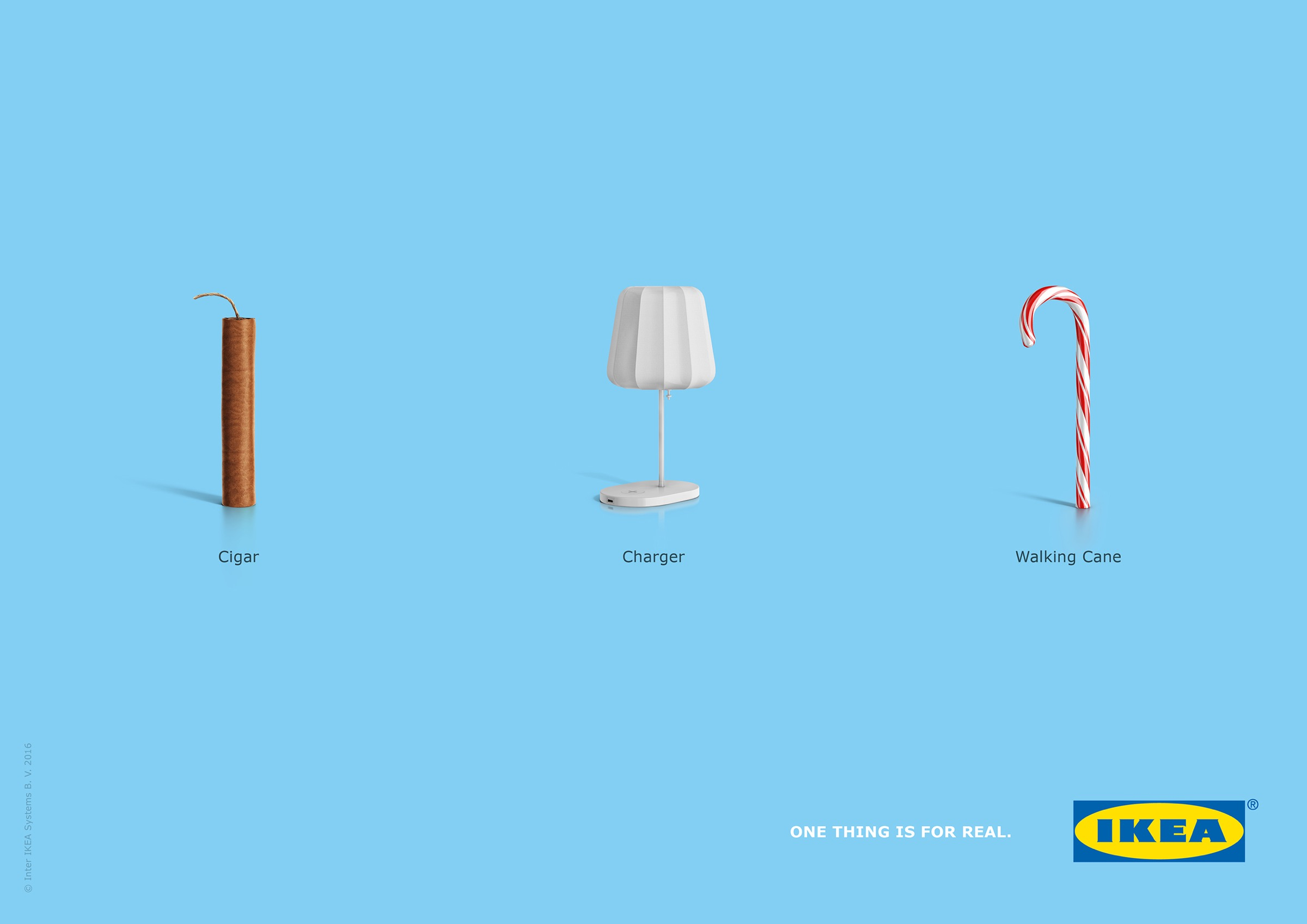 Ikea print advert by ddb for real 3 ads of the world for Pentole ad induzione ikea