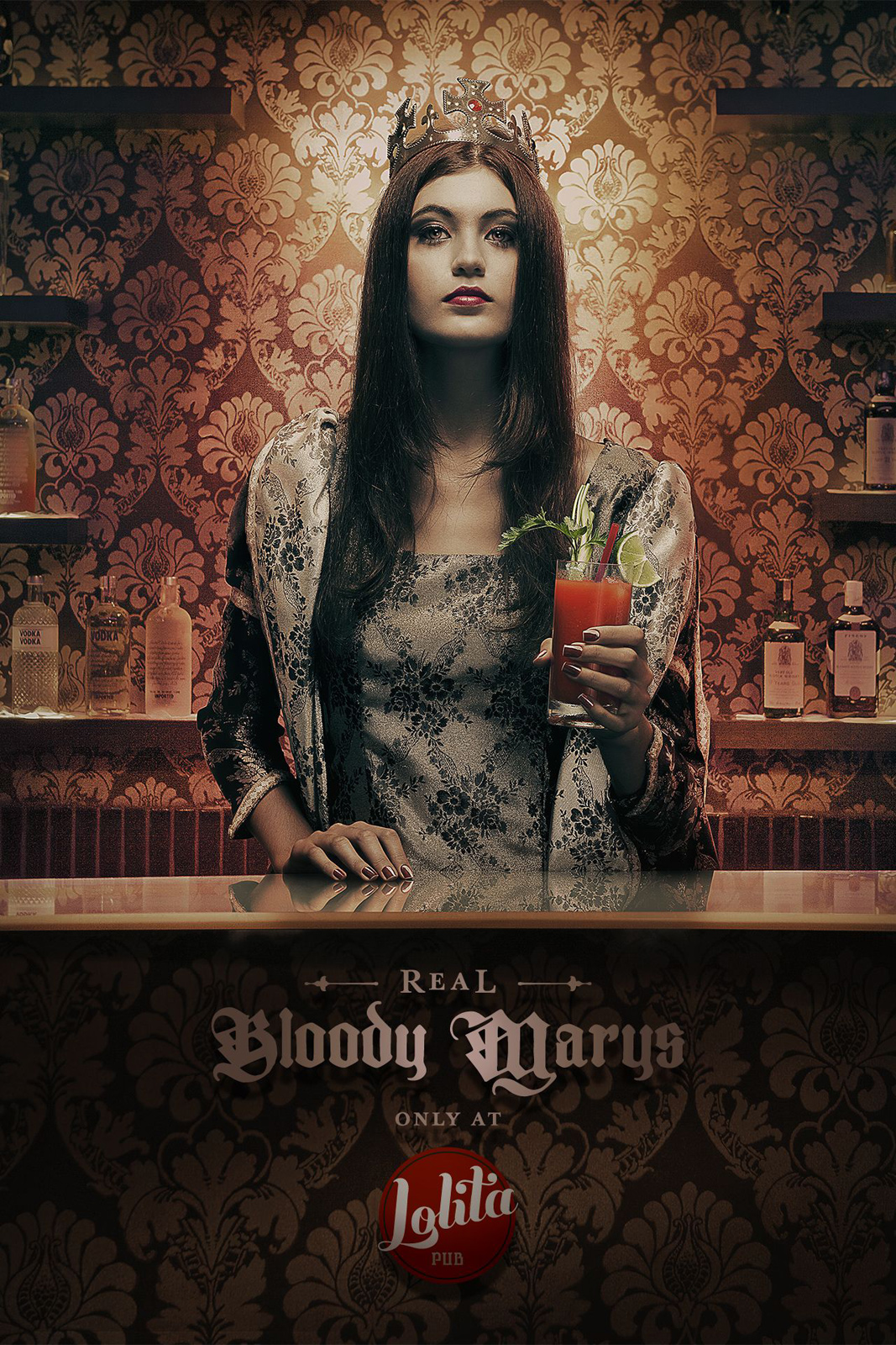 how to call bloody mary in real