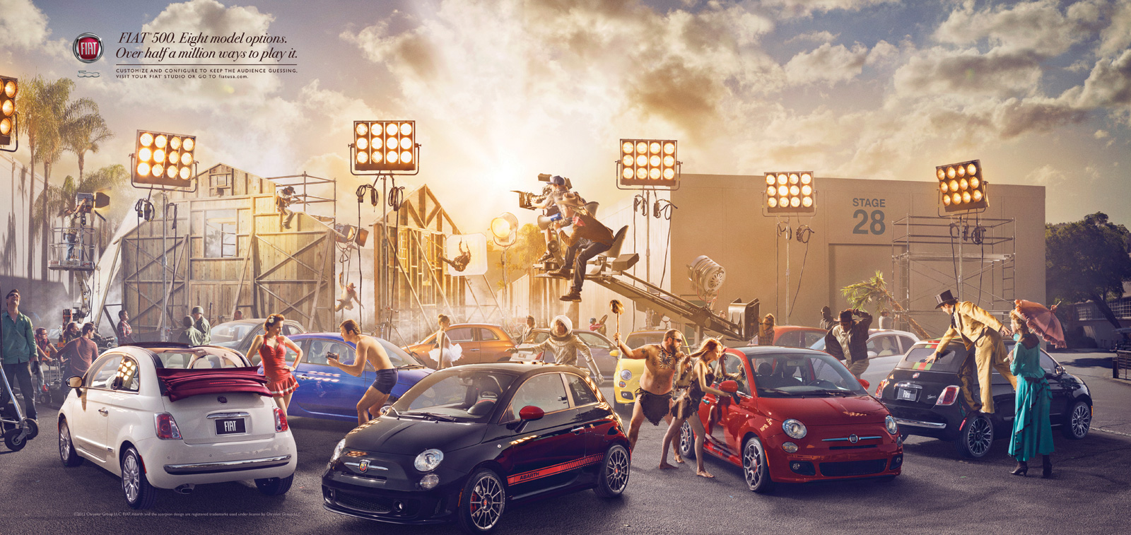 show the accessories nyias york auto at usa fiat on new display accesssories