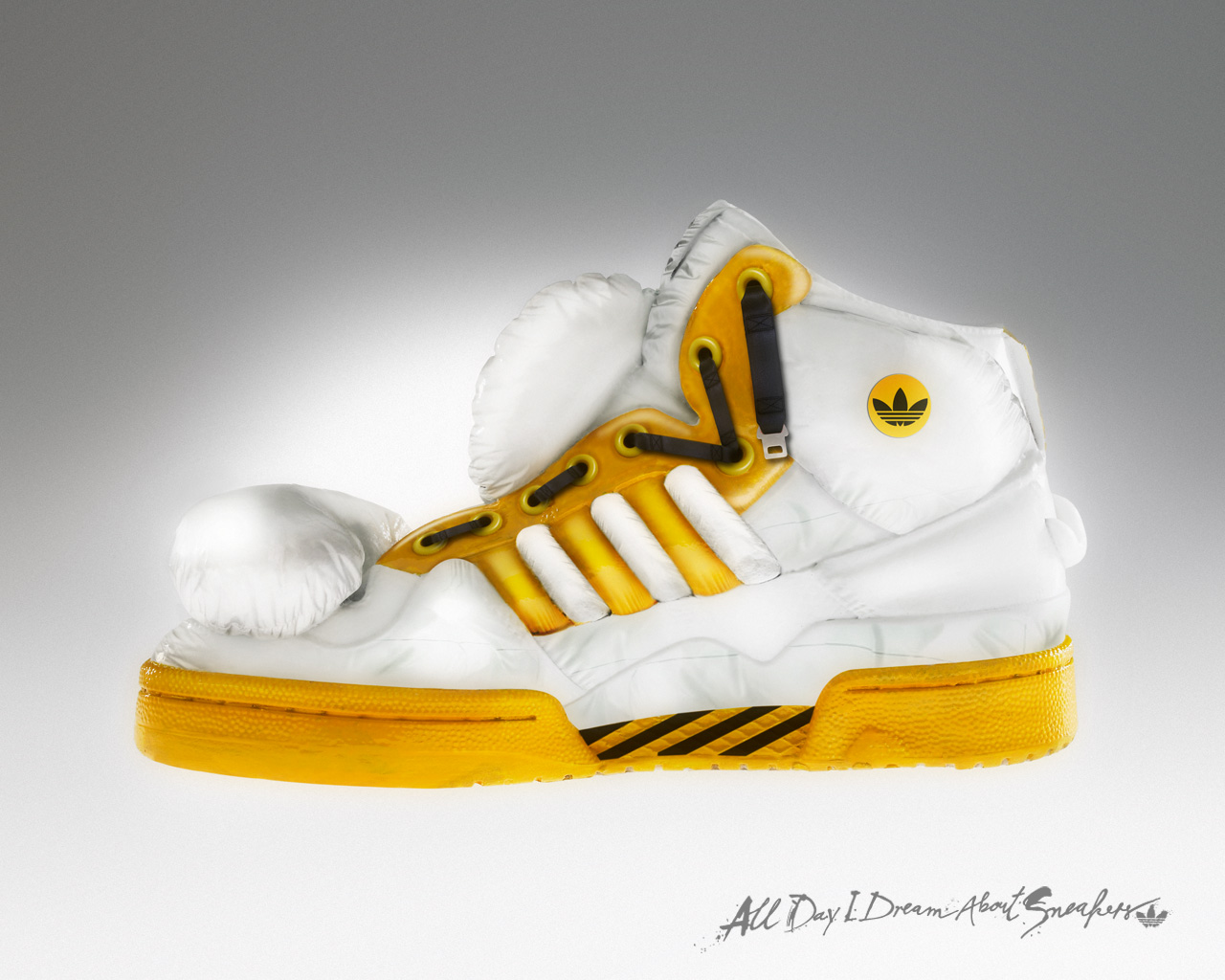 Adidas Outdoor Ad - All Day I Dream About Sneakers, Airbag