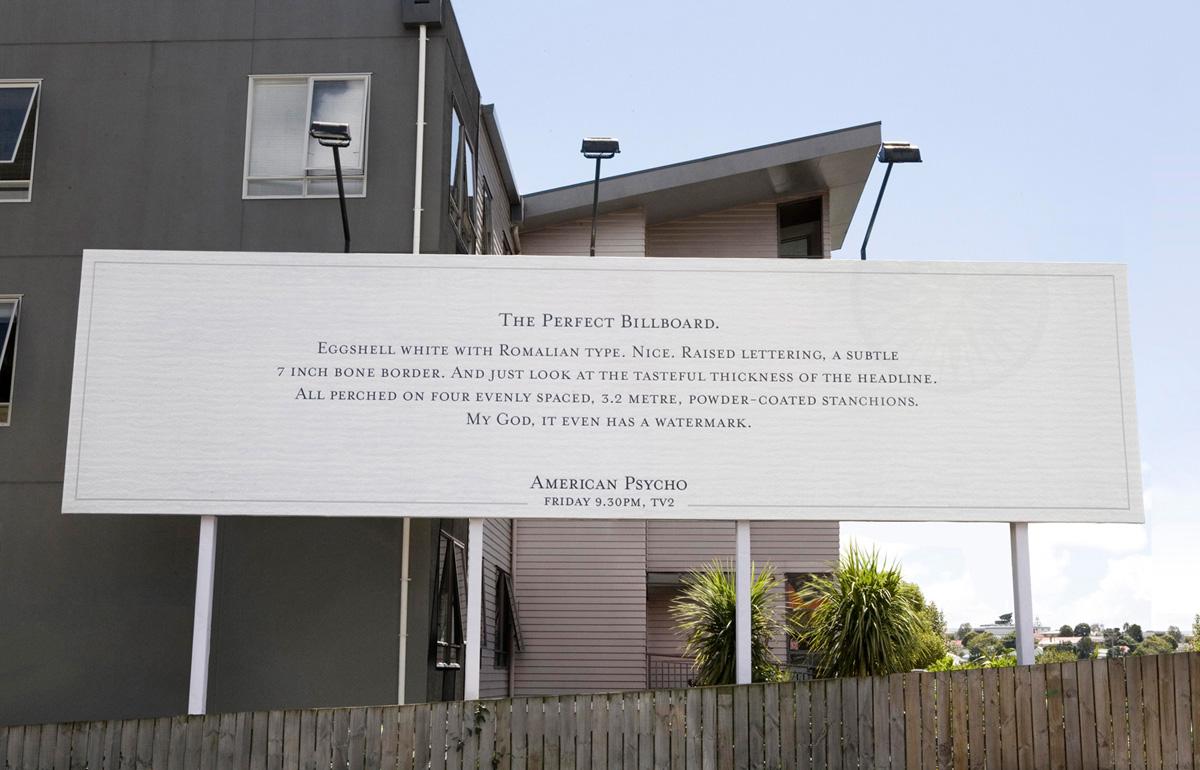 Tv2 outdoor advert by saatchi saatchi the perfect billboard ads the perfect billboard reheart Image collections