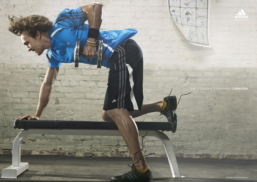Adidas Print Advert By TBWA, 180 Amsterdam: Aire cooled ...