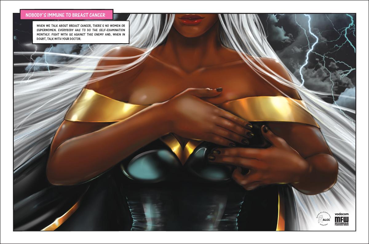 expansion superheroine breast