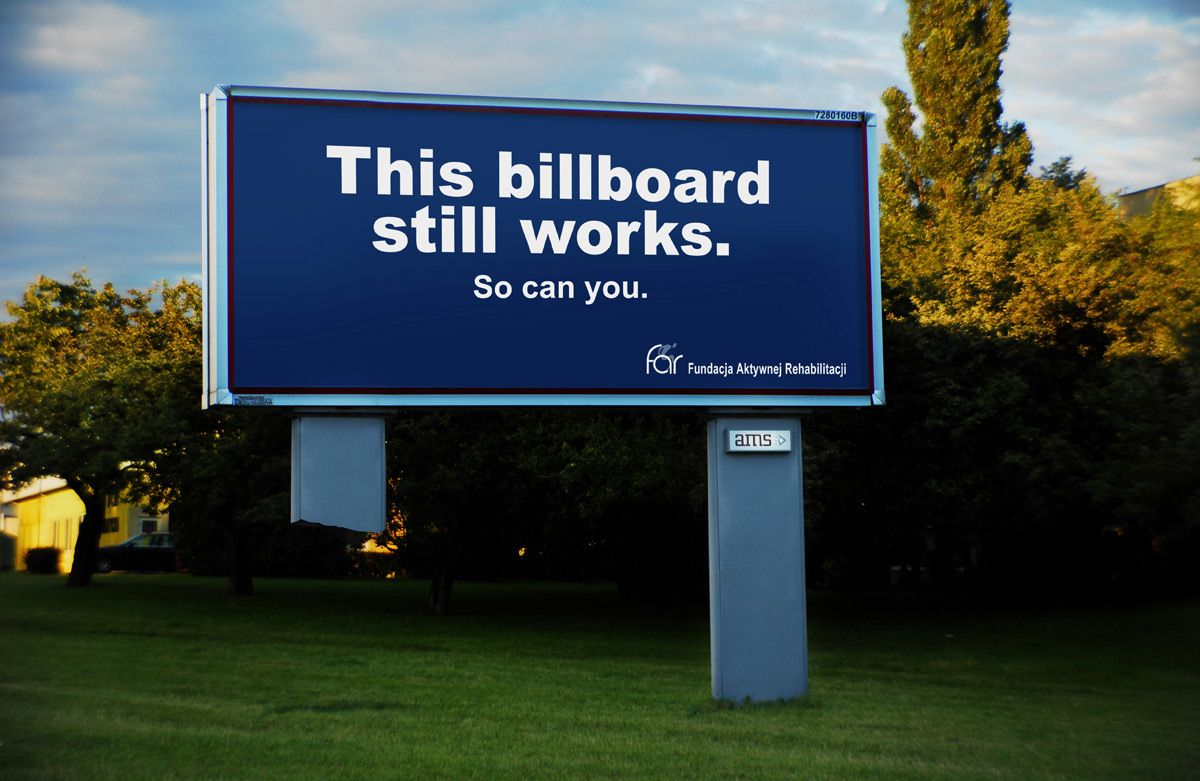 Ambient advert by billboard ads of the world billboard stopboris Images