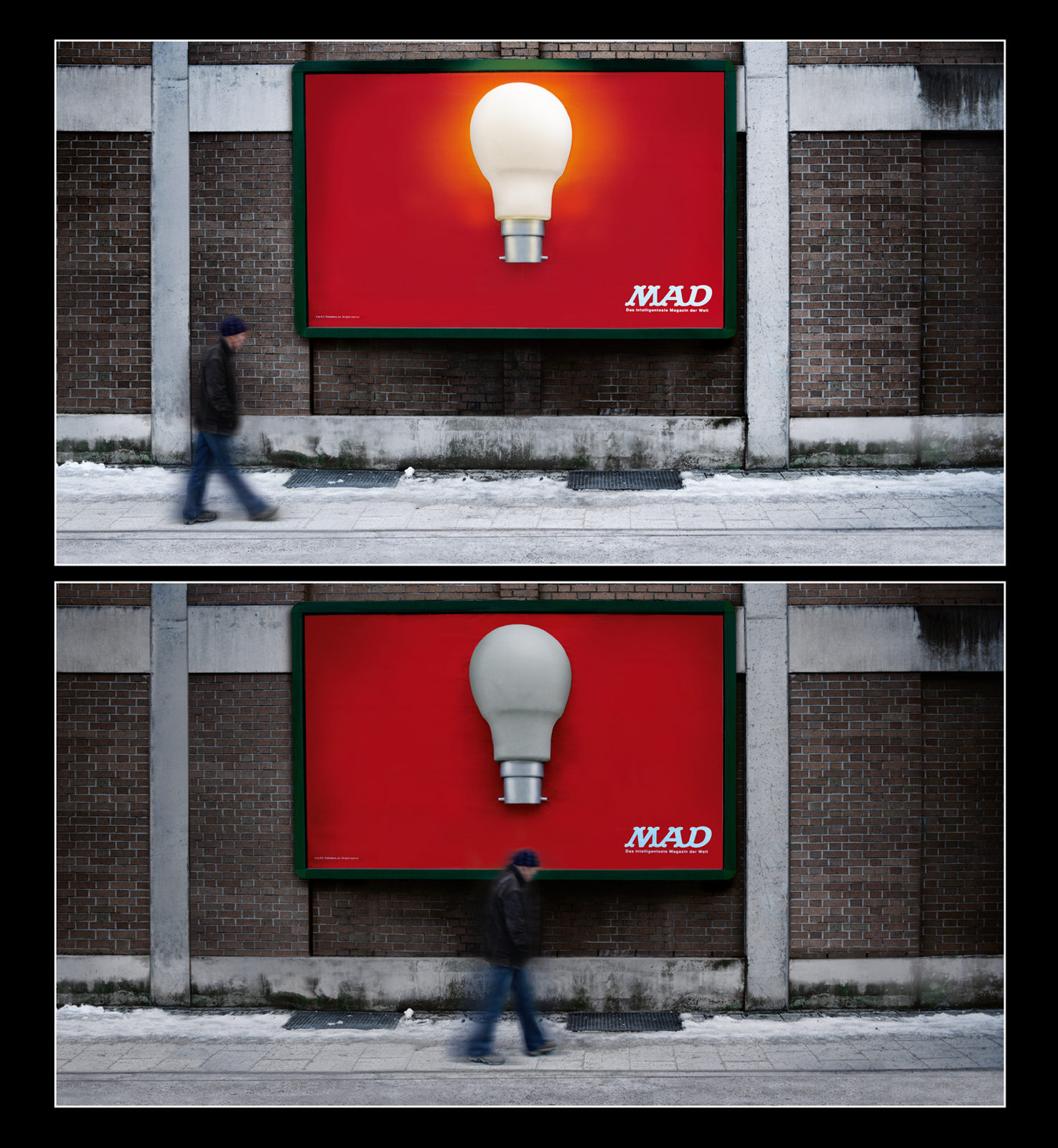 outdoor advertising and product placement