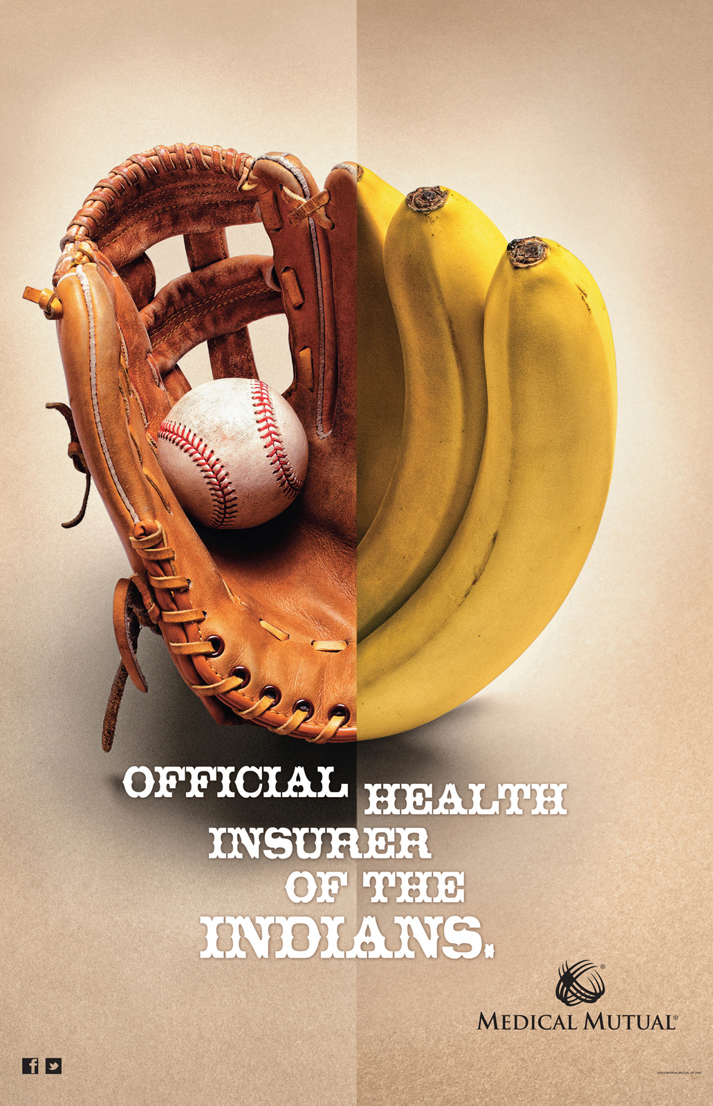 medical mutual print advert by wyse bananas ads of the