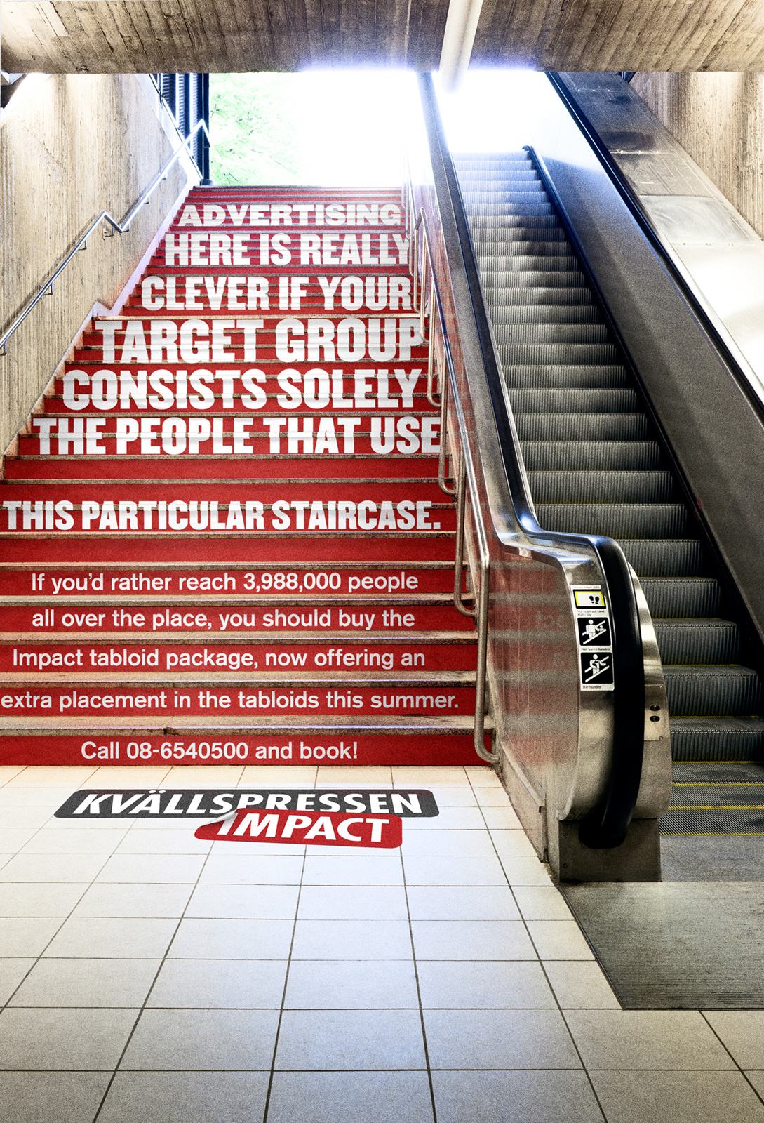 Kv 228 Llspressen Impact Outdoor Advert By Abby Norm A Really