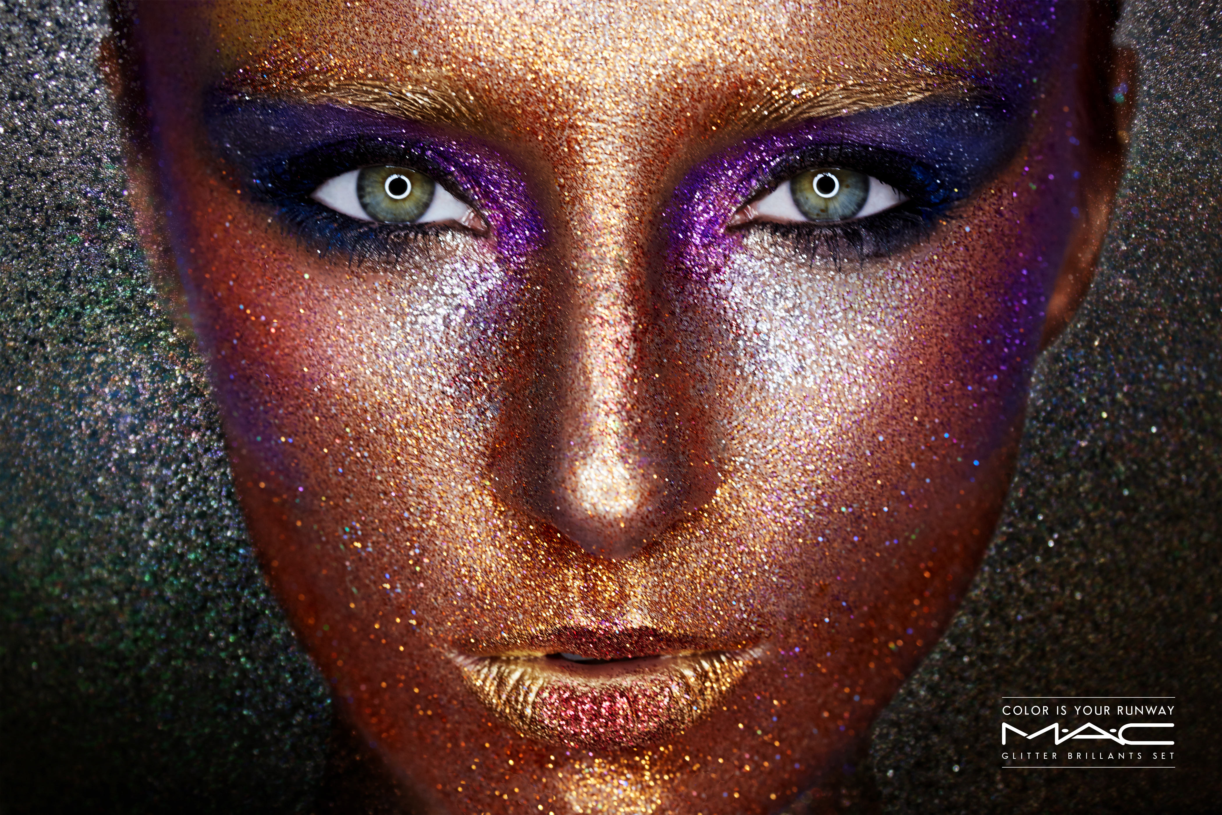 MAC Cosmetics Print Ad