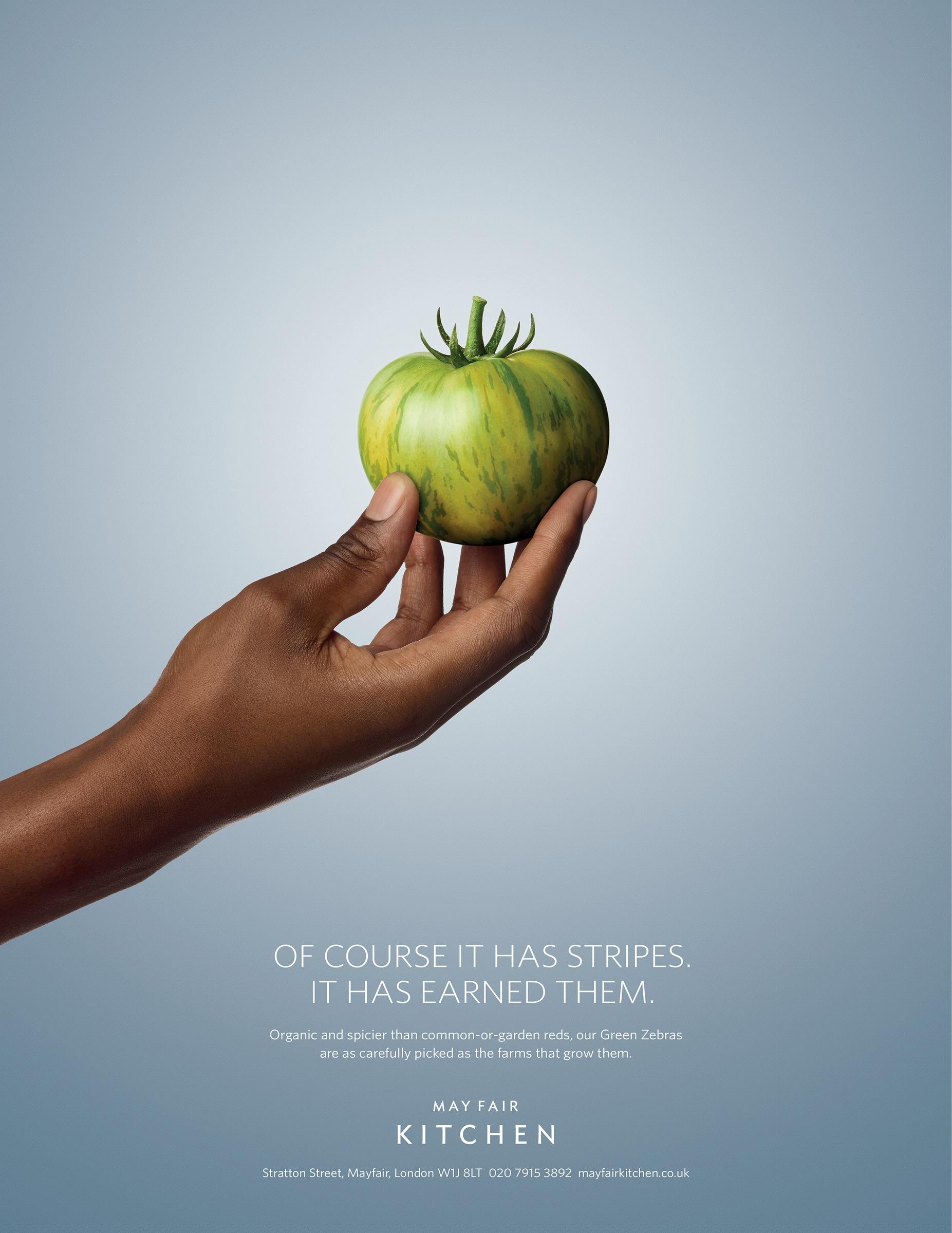 May Fair Kitchen Print Advert By Saatchi & Saatchi: Tomato   Ads of ...