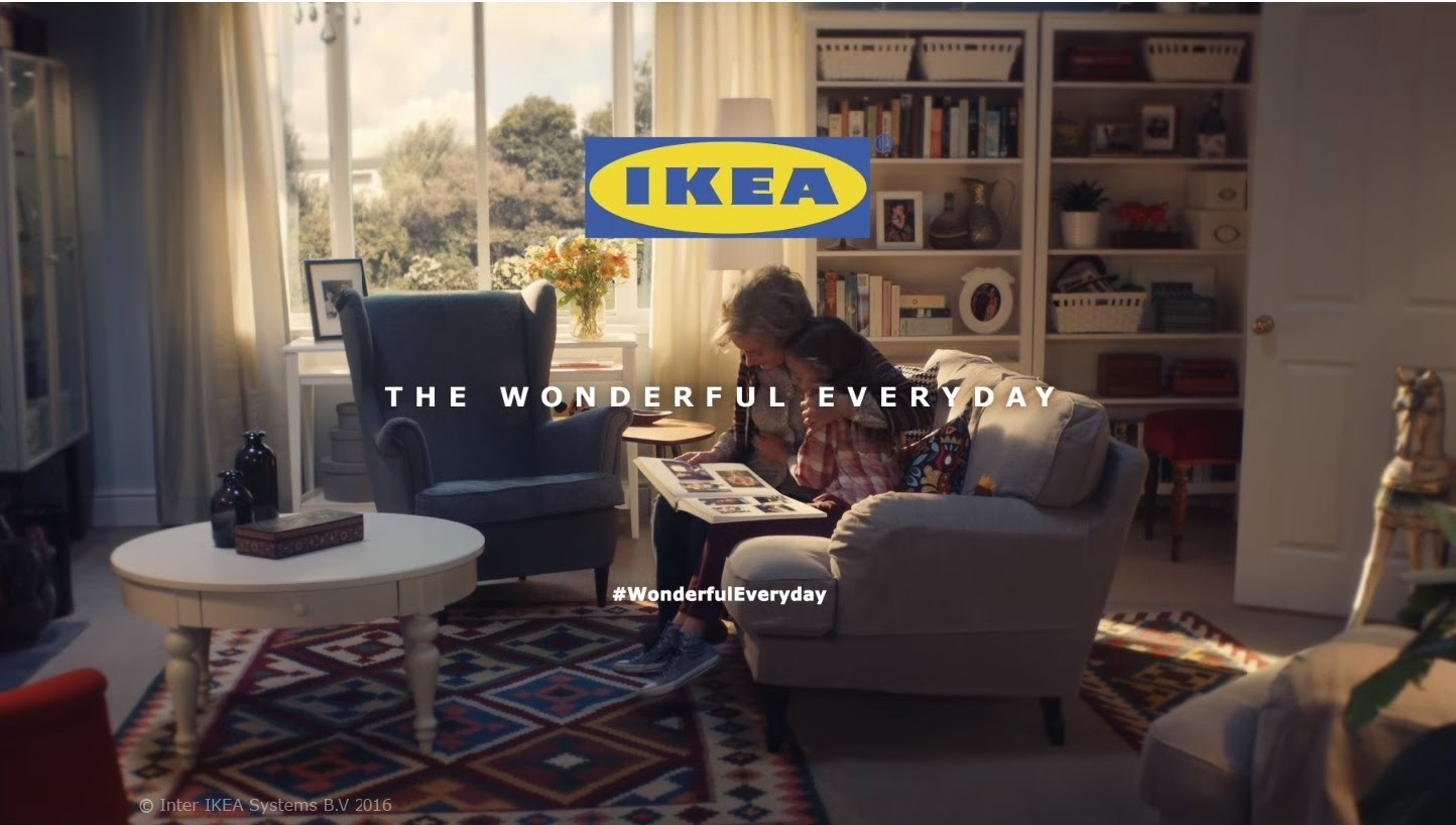 Ikea Film Advert By Mother Wonderful Life Ads Of The World