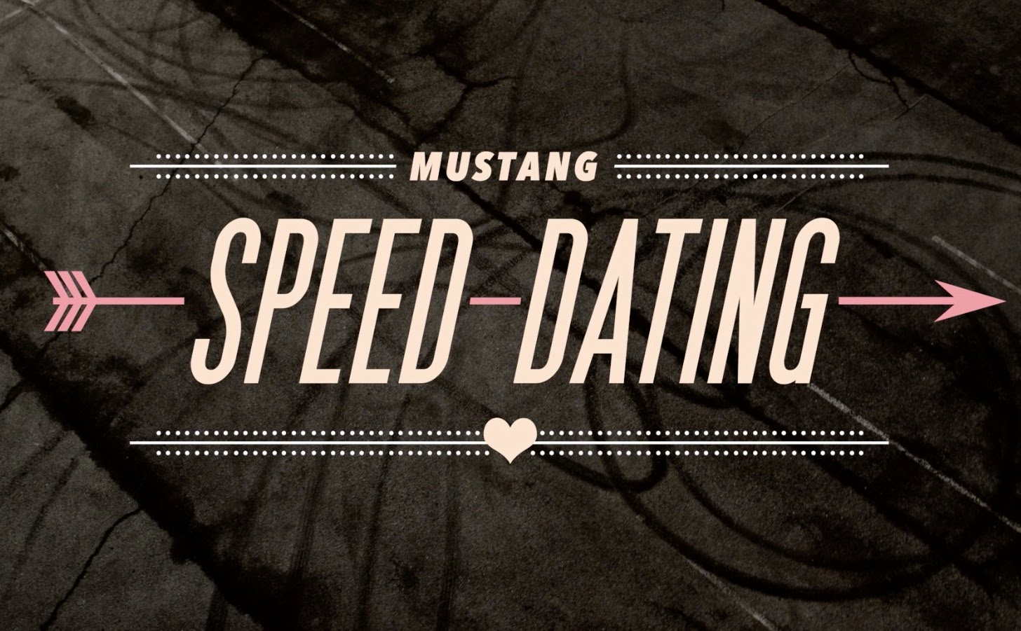 Mustang dating commercial