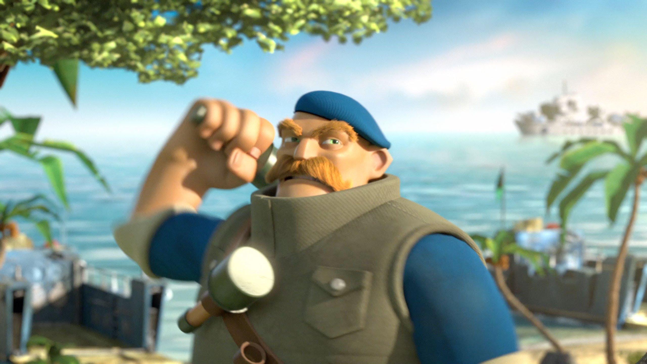 """boom beach film advert by barton f graf grenadier ads of the worlda""""¢"""