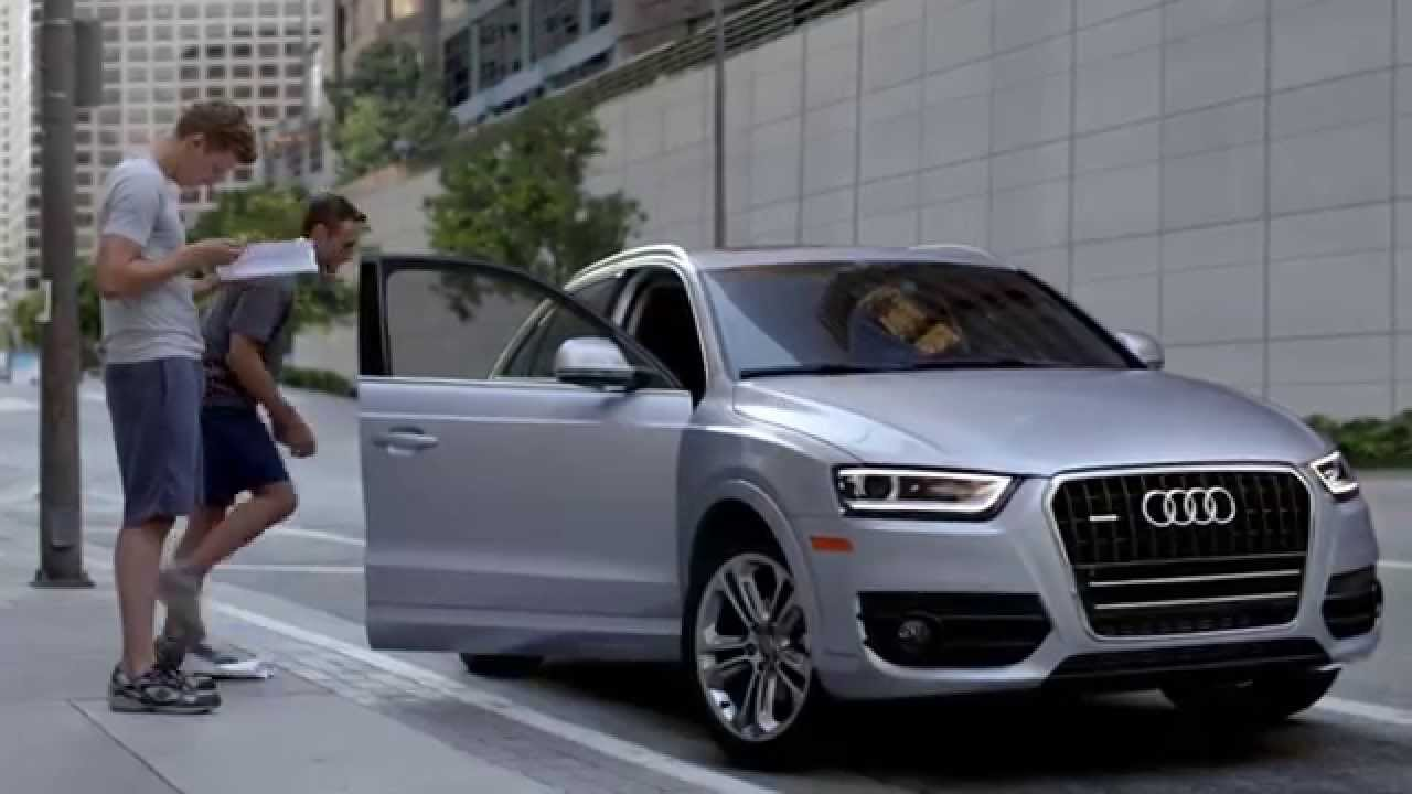 Audi Film Advert By Venables Bell Partners The Scripted Life - Audi commercial