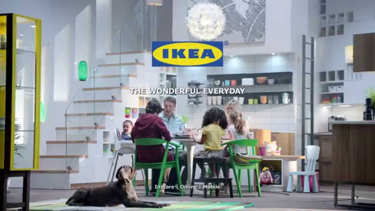 IKEA Film Advert By Mother Kitchen Ads Of The World - Kitchen ad