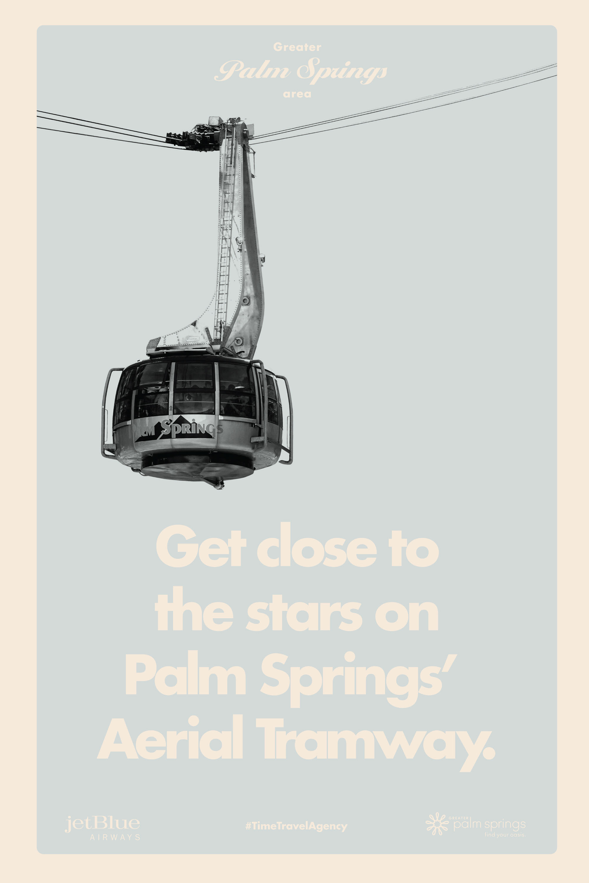 jetblue outdoor advert by lowe aerial tramway ads of the world