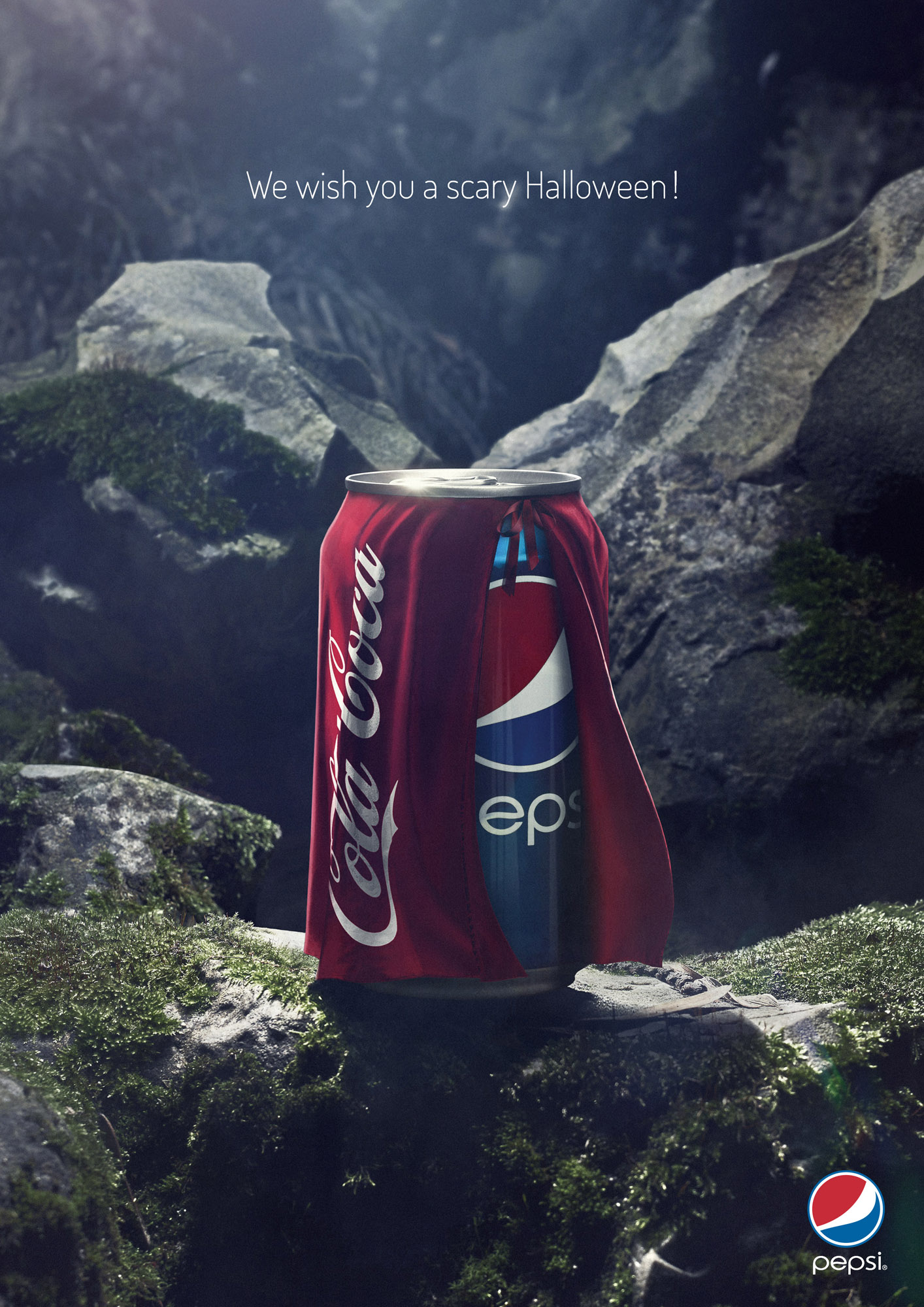 Image result for pepsi halloween