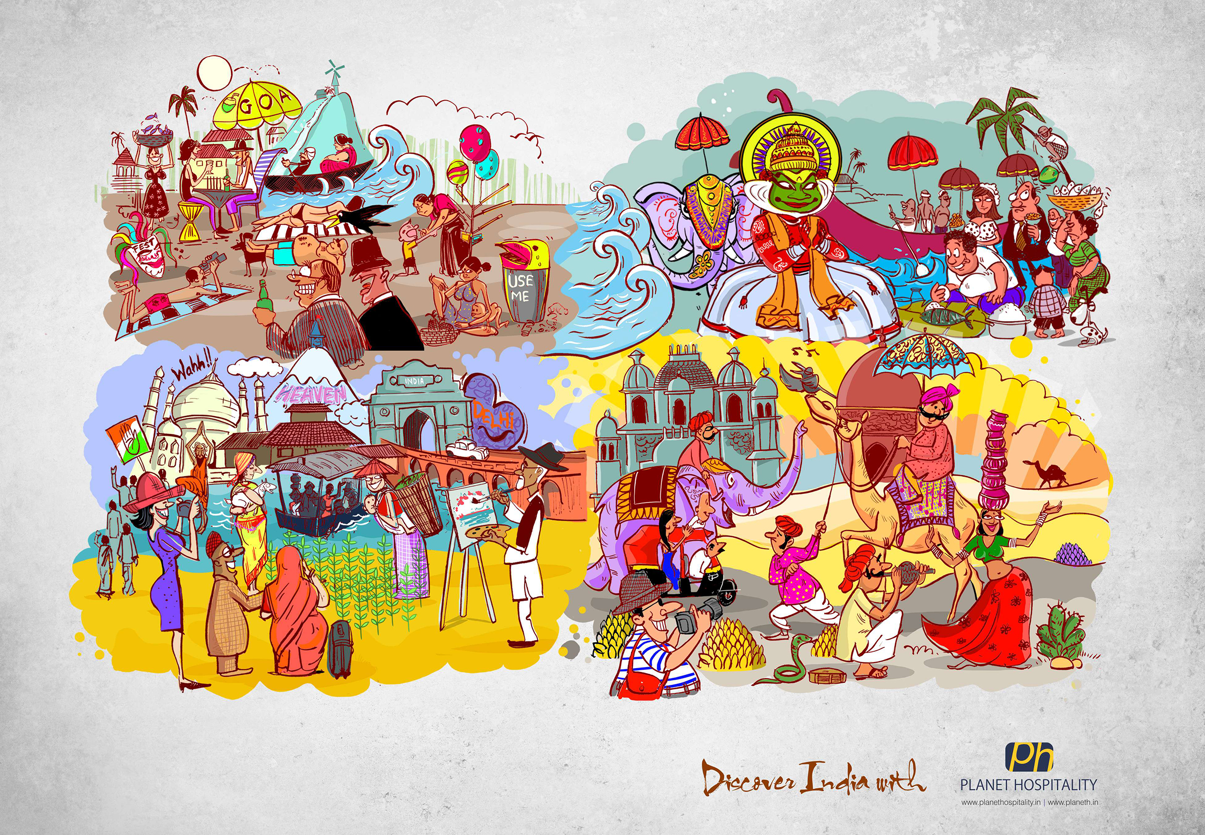 Planet Hospitality Film Advert By Pencil Wings Travel