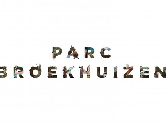 Parc Broekhuizen Design Ad - Historical becomes hysterical