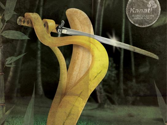 Kanat Print Ad -  Just in case, 4