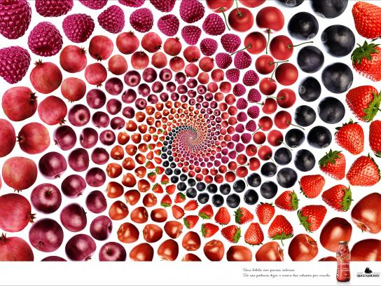 Queensberry Print Ad -  Smoothie, 1