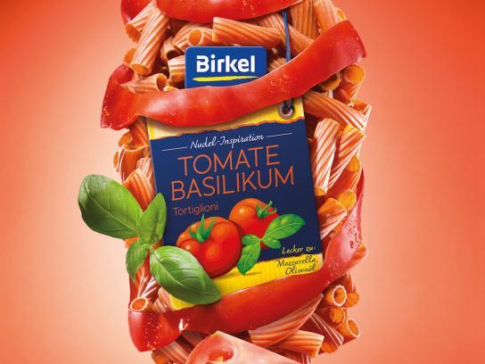 Birkel Print Ad - Tomato-basil