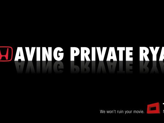Teleclub Outdoor Ad -  We won't ruin your movie, 1