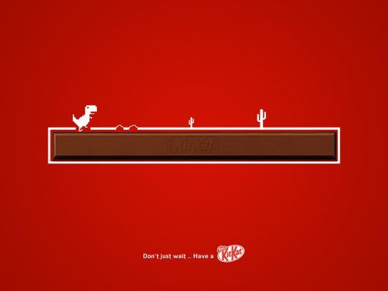 Kit Kat Print Ad - Kit Kat, 2