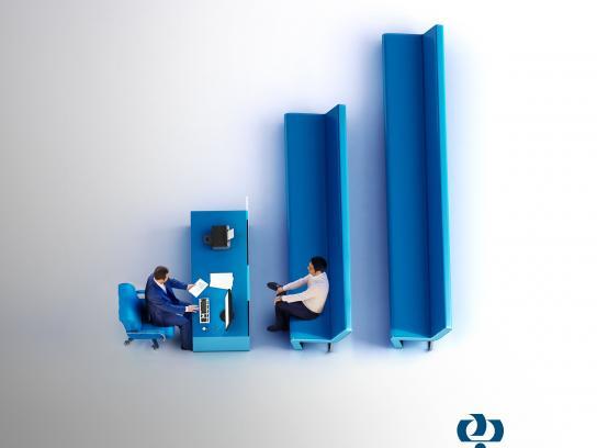 Refah Bank Print Ad -  E-Banking, 1