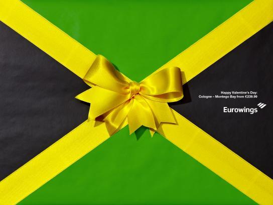 Eurowings Print Ad - Montego Bay
