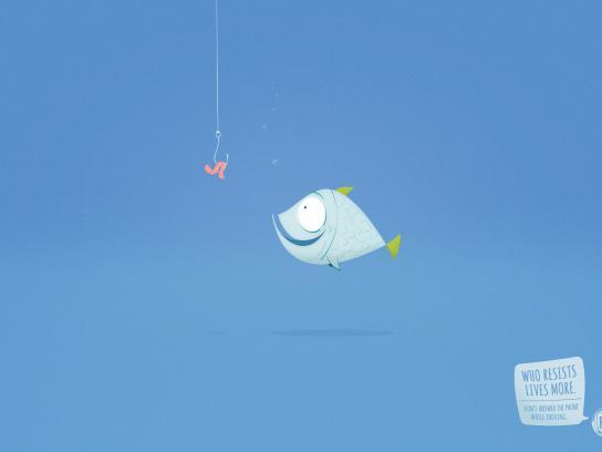 Fiat Print Ad -  Fish