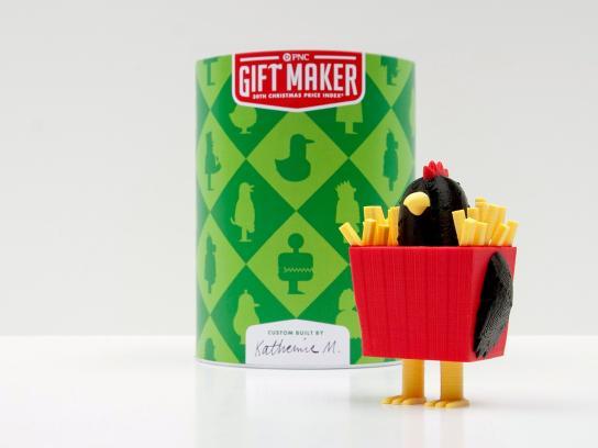PNC Bank Digital Ad -  Gift Maker