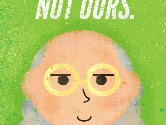 Philadelphia Federal Credit Union Print Ad -  Benjamins