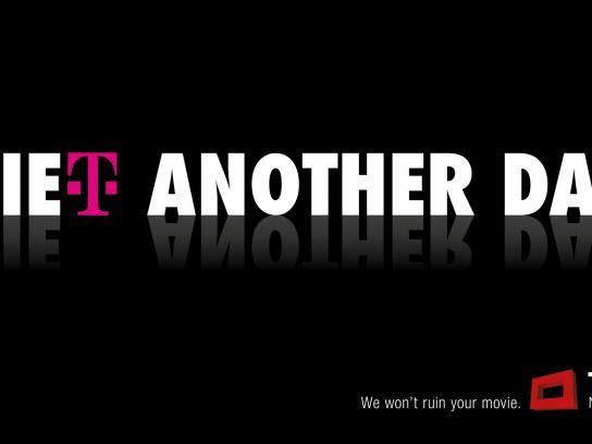 Teleclub Outdoor Ad -  We won't ruin your movie, 2