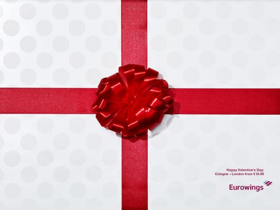 Eurowings Print Ad - London