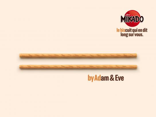 Mikado Print Ad -  Personalities, 3