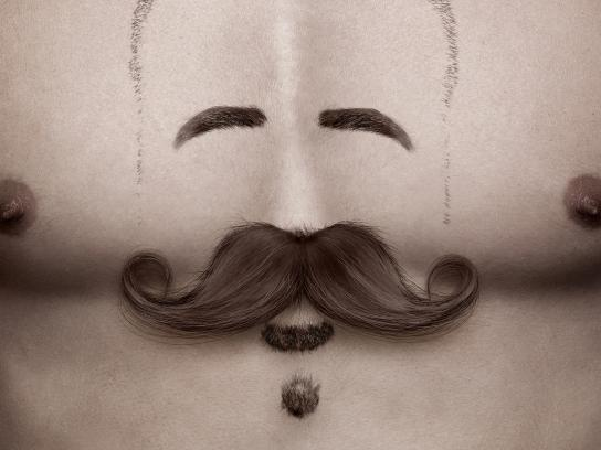 The Art of Shaving Print Ad -  Chest, 3