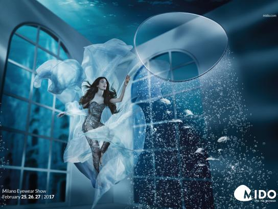 Mido Outdoor Ad - Water