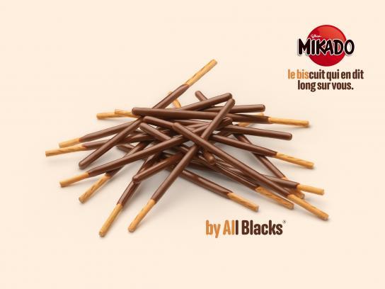 Mikado Print Ad -  Personalities, 4