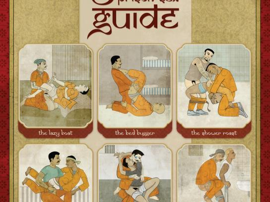 0861 BailMe Outdoor Ad -  Your Prison Sex Guide