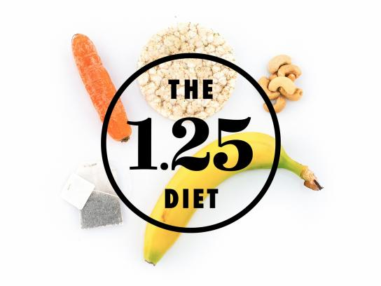 Givesom Digital Ad -  The 1.25 Diet