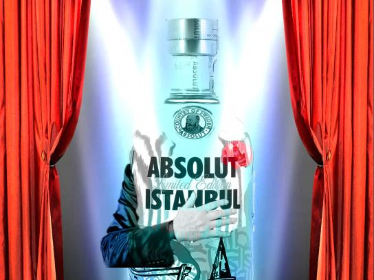 Absolut Digital Ad - Absolut Istanbul