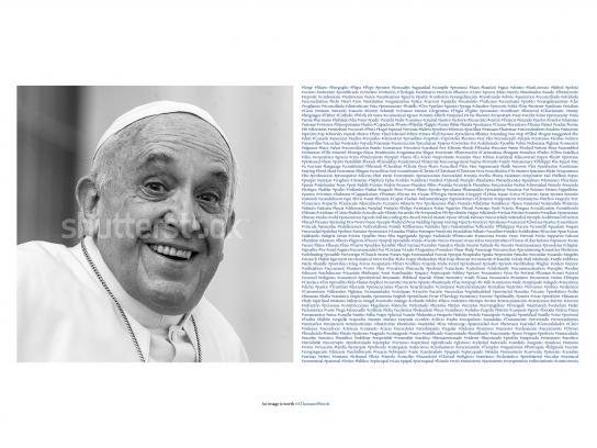 Shutterstock Print Ad - One Thousand Hashtags - Francisco