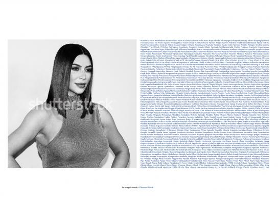 Shutterstock Print Ad - One Thousand Hashtags - Kim